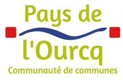 Logo communauté de communes du Pays de l'Ourcq